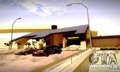 Drag Track Final для GTA San Andreas третий скриншот