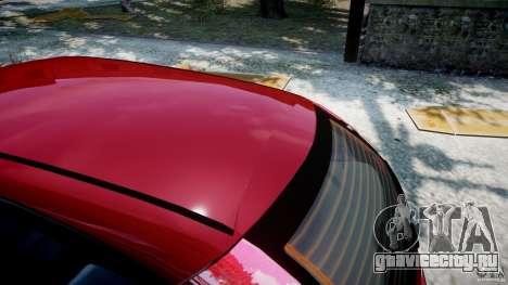 Ford Focus SVT для GTA 4 двигатель