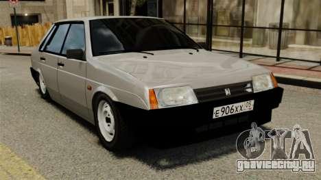 ВАЗ-21099 для GTA 4