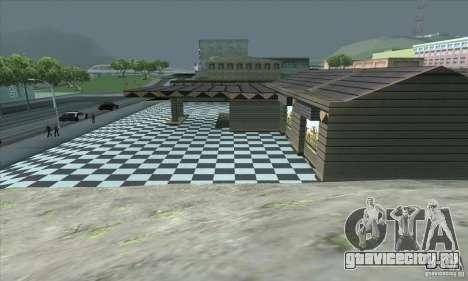 Обновленный гараж СJ в SF для GTA San Andreas четвёртый скриншот
