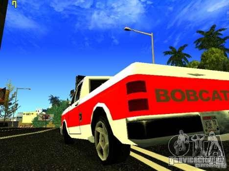 New Graph By jeka_raper для GTA San Andreas второй скриншот