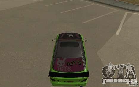 Toyota Altezza Toy Sport для GTA San Andreas вид слева