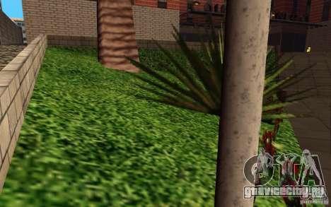 Новые текстуры для госпиталя в Лос Сантосе для GTA San Andreas четвёртый скриншот