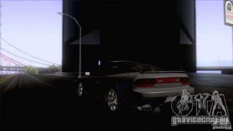 Nissan Sil80 для GTA San Andreas вид сбоку