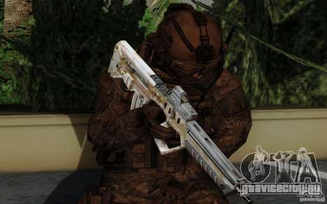 Tavor Tar-21 Steeldigital для GTA San Andreas