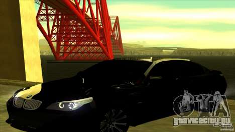 ENBSeries 0.75c для GTA San Andreas третий скриншот