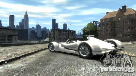Ibis Formula GT для GTA 4 вид сзади слева