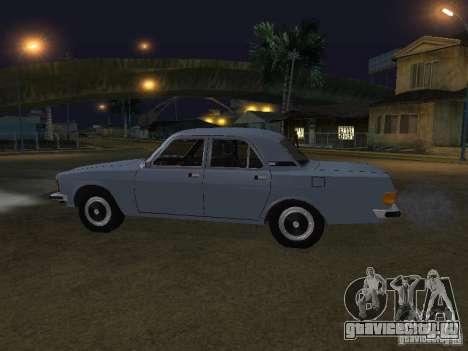 ГАЗ 3102 для GTA San Andreas вид слева