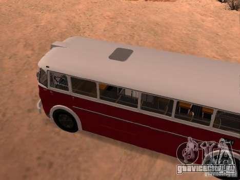 Ikarus 60 для GTA San Andreas вид справа