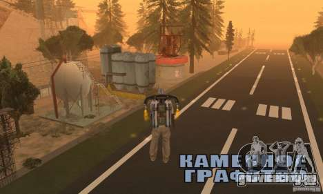 New CJs Airport для GTA San Andreas шестой скриншот