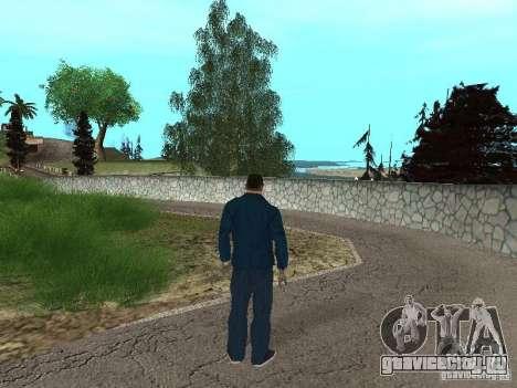 CJ Mafia Skin для GTA San Andreas шестой скриншот