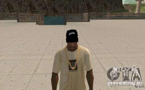 Кепка WCC для GTA San Andreas второй скриншот