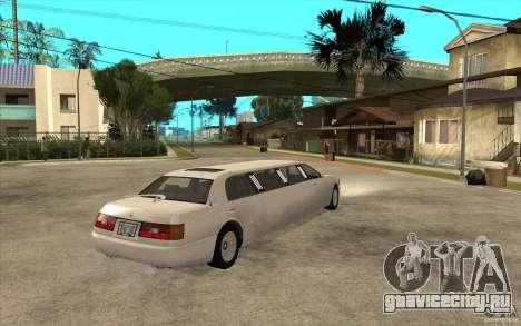 Stretch - GTA IV для GTA San Andreas вид справа