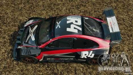 Colin McRae R4 Rallycross для GTA 4 вид справа