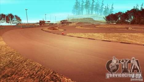 The Ebisu South Circuit для GTA San Andreas седьмой скриншот