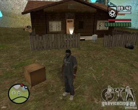 Дом охотника v2.0 для GTA San Andreas третий скриншот