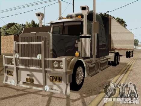 Western Star 4900 Aust для GTA San Andreas
