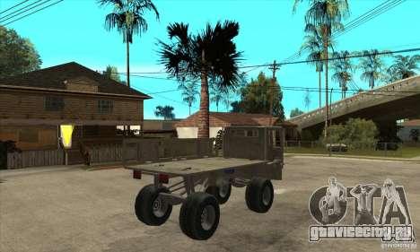 Fast Five Sand King для GTA San Andreas вид справа