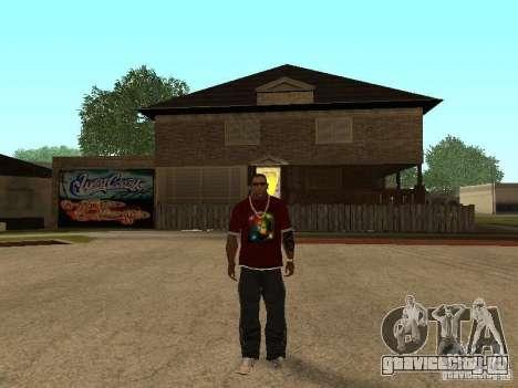 Майка Windows для GTA San Andreas шестой скриншот