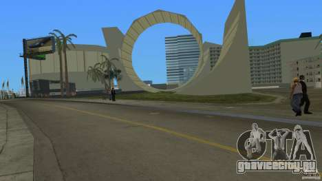 Sunshine Stunt Set для GTA Vice City четвёртый скриншот