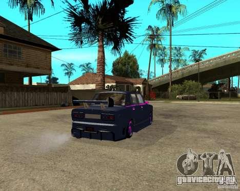 Ваз 2105 Street Race Tuning для GTA San Andreas