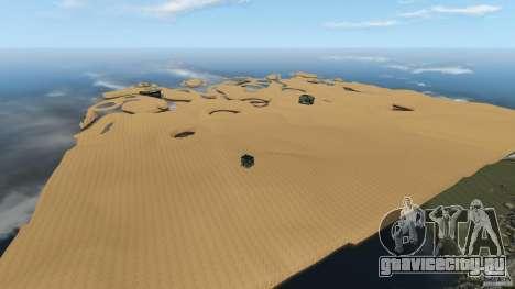 Пустыня Гоби для GTA 4