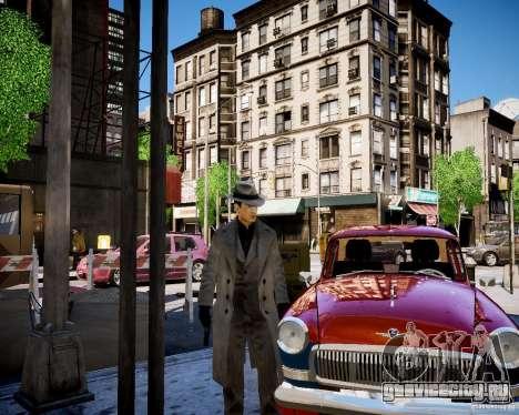 Vito Scaletta для GTA 4 пятый скриншот