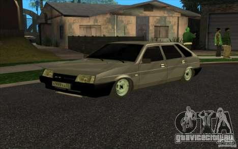 VAZ-2109 для GTA San Andreas