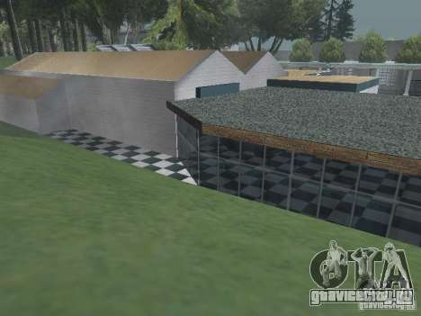 New Doherty для GTA San Andreas пятый скриншот