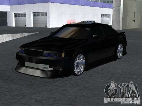 Toyota Chaser JZX 100 Tunable для GTA San Andreas