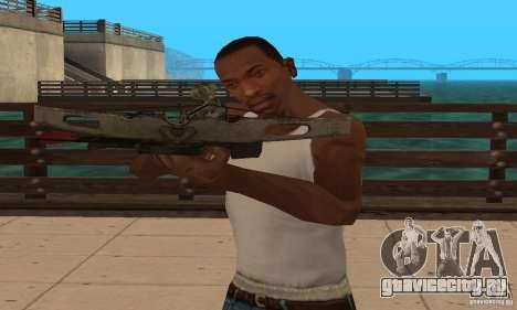 Арбалет из Black Ops для GTA San Andreas четвёртый скриншот