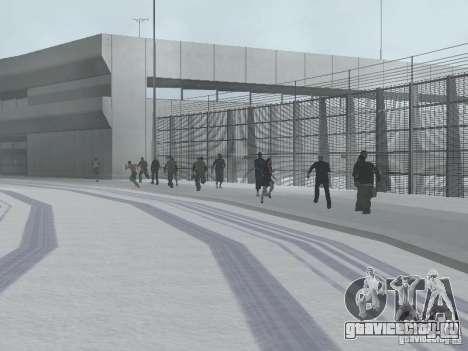 Увеличение трафика для GTA San Andreas второй скриншот