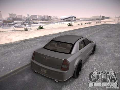 Chrysler 300C SRT8 для GTA San Andreas вид слева