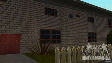 Двухэтажные хрущевки для GTA San Andreas третий скриншот