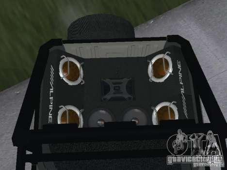 УАЗ-3159 для GTA San Andreas вид сзади слева