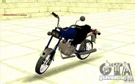 Мопед Карпаты для GTA San Andreas