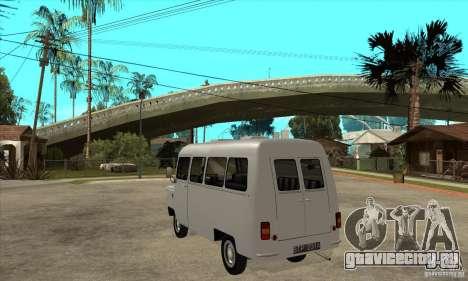 FSD Nysa 522 для GTA San Andreas вид справа