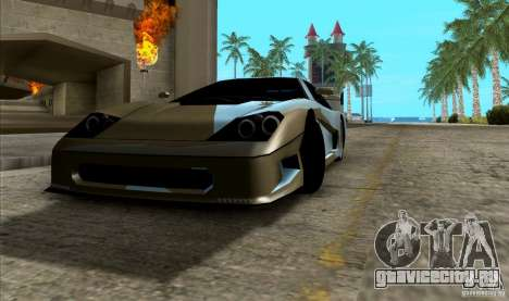 ENBseries by HunterBoobs v1.1 для GTA San Andreas третий скриншот