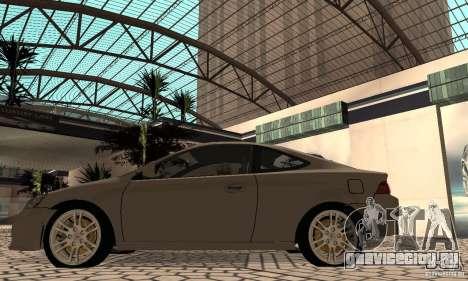 Acura RSX New для GTA San Andreas вид справа