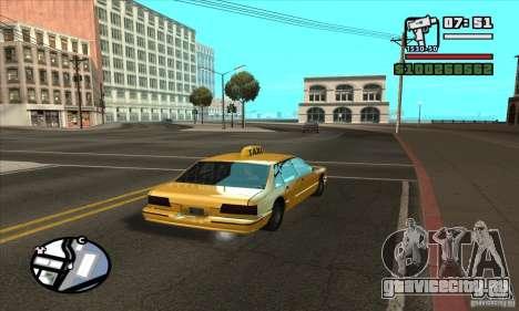 Enb Series HD v2 для GTA San Andreas седьмой скриншот