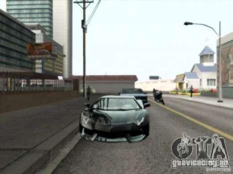 ENBSeries v1.3 для GTA San Andreas второй скриншот