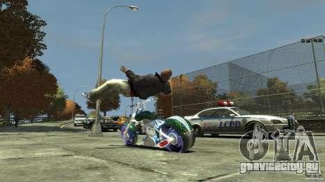 HellFire Chopper для GTA 4 вид справа