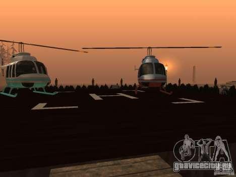 Клуб на воде для GTA San Andreas седьмой скриншот