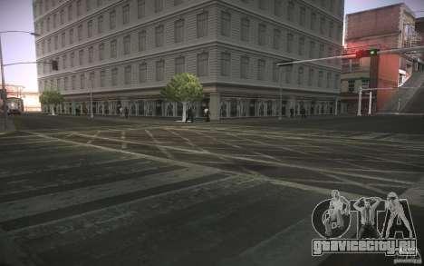 HD Дороги v2.0 Final для GTA San Andreas шестой скриншот