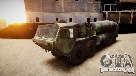 Oshkosh HEMTT для GTA 4