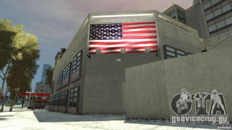 Remake police station для GTA 4 третий скриншот