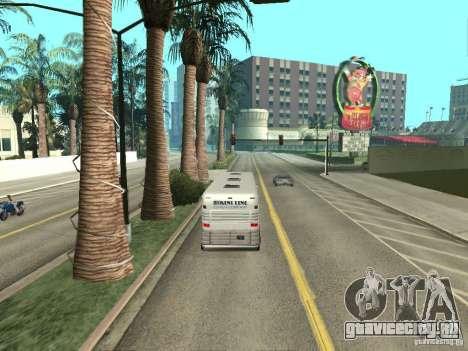 Автобусная линия в Лас Вентурас для GTA San Andreas восьмой скриншот