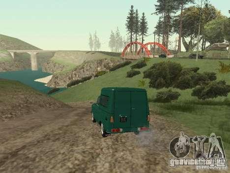 ИЖ 2715 для GTA San Andreas вид справа