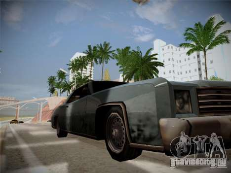 ENBSeries by Treavor V2 White edition для GTA San Andreas