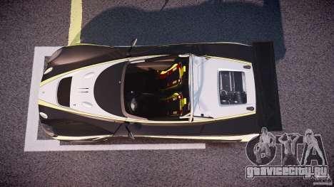 Lotus 2-11 для GTA 4 вид справа